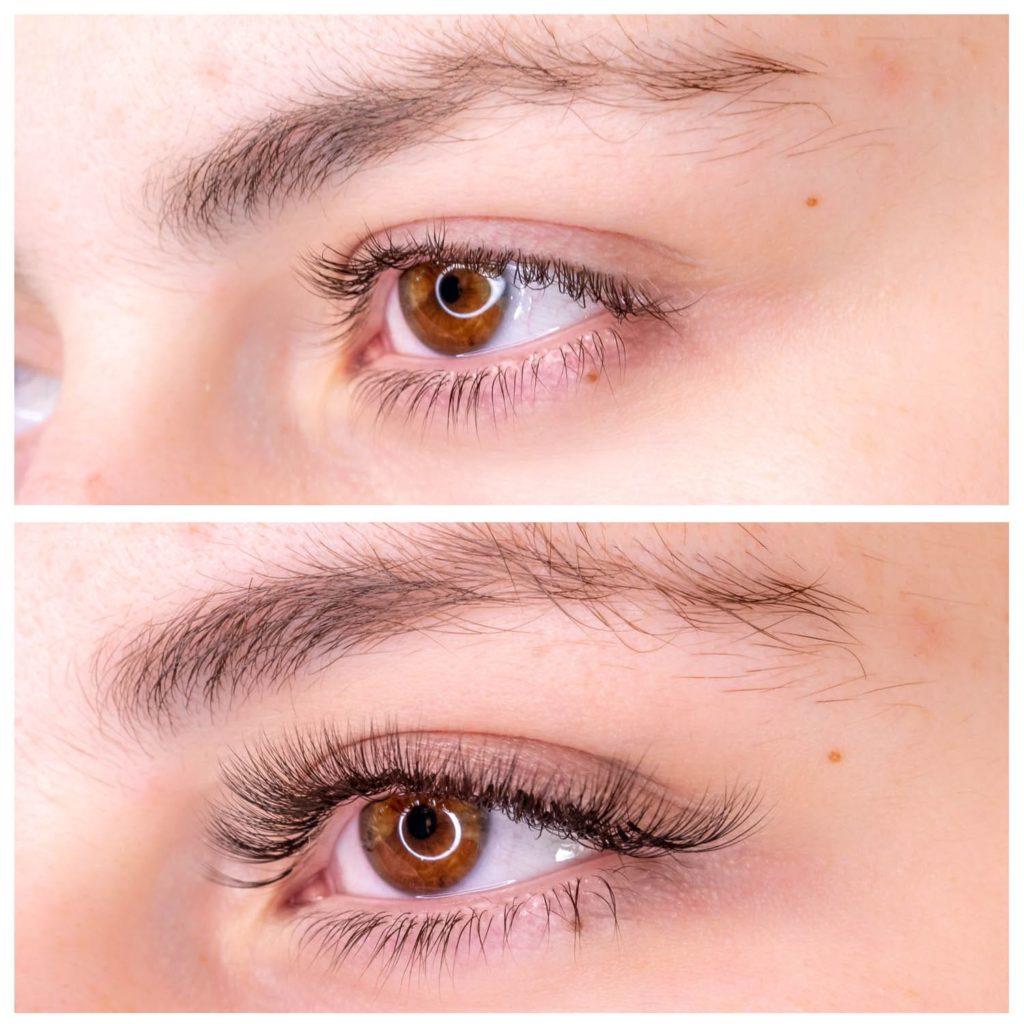 Cat Eye Lash Extensions