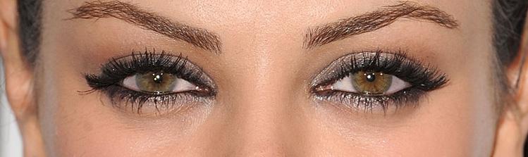 Almond eyes lash style